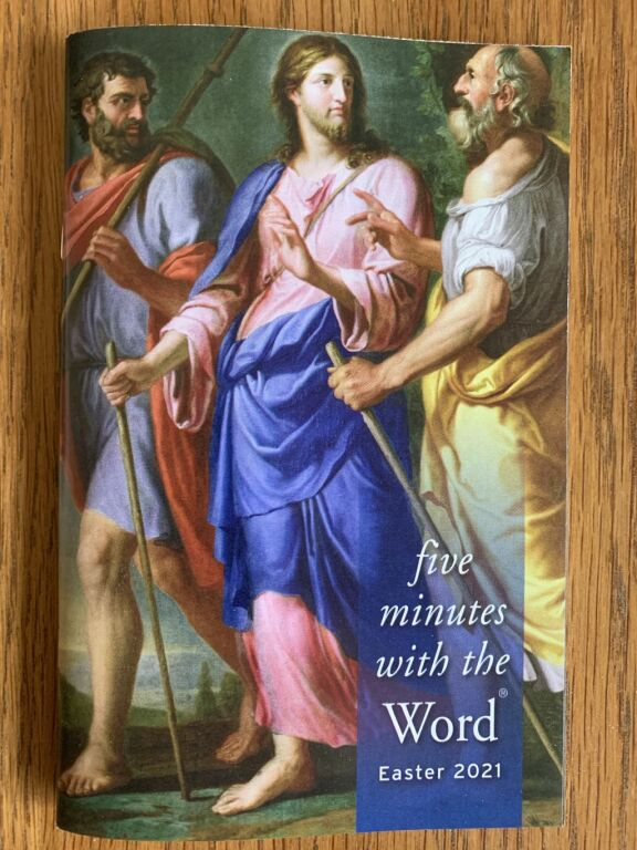 5 minutes with The Word