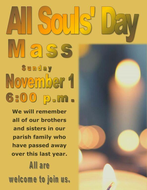 All Souls Day Mass