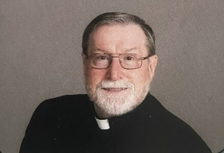 Photo of Rev. John J. Radetski