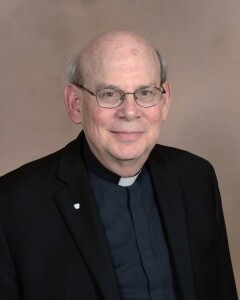 Photo of Monsignor Patrick Gaalaas