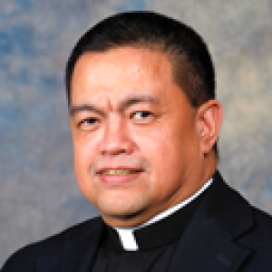 Photo of Father Archie Fernandez