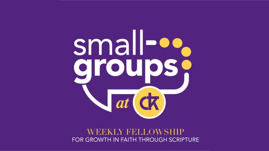 Small Groups CTK