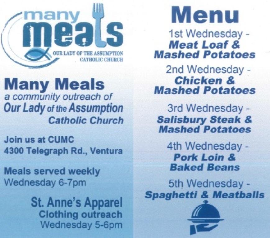Many Meals