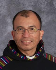 Photo of Fr. Erick Cassiano