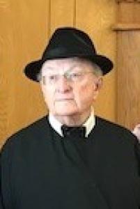 Photo of Fr. Donald MacKinnon. C.Ss.R.