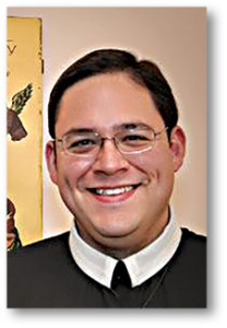 Photo of Fr. Kevin Zubel  C.Ss.R.