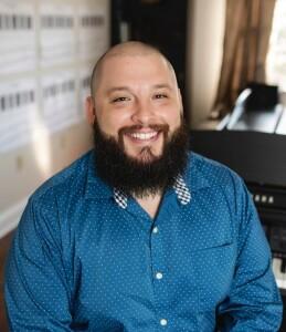 Photo of Dr. Joshua Medrano  DMA