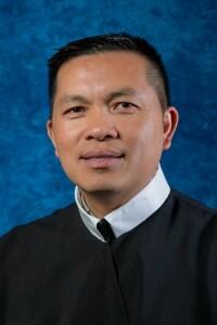 Photo of Fr. Tat Hoang C.Ss.R
