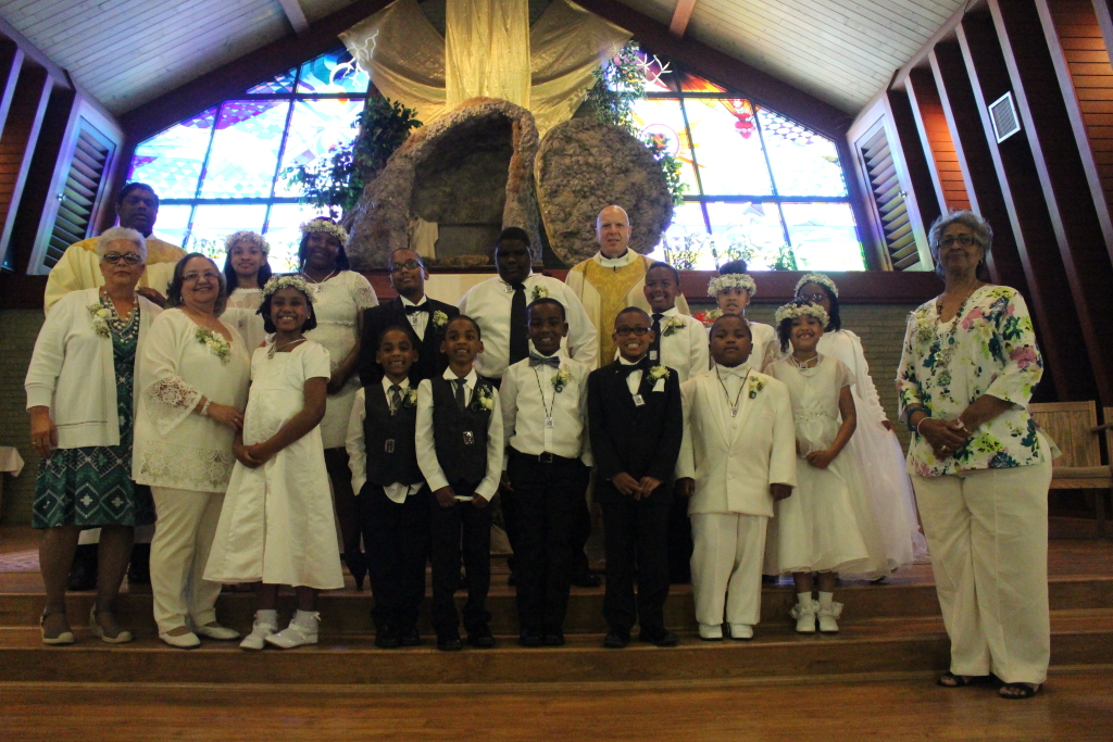 2019 First Communicants
