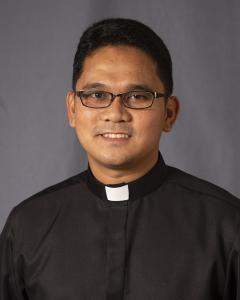 Photo of Father Marlon Pates