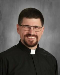 Photo of Father Daniel Weiske