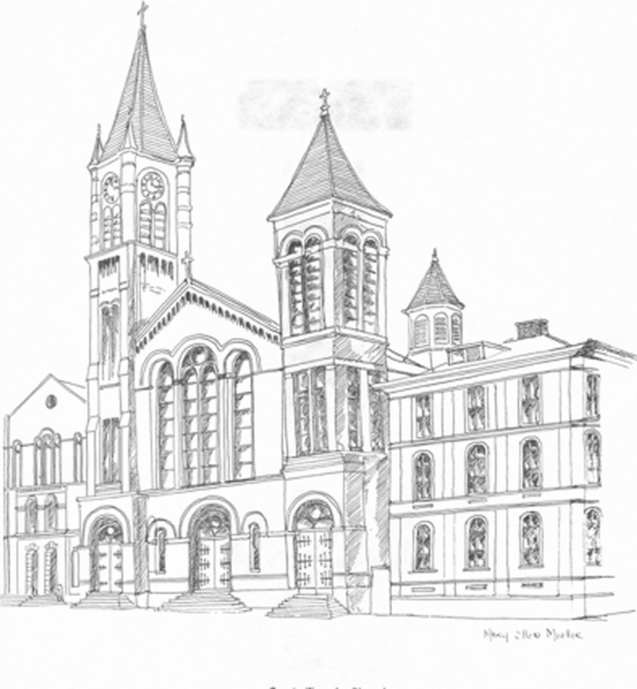 Historic St Joseph Catholic Church, Milwaukee