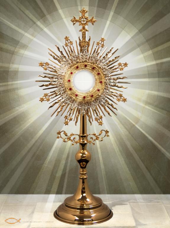 What do you do at adoration