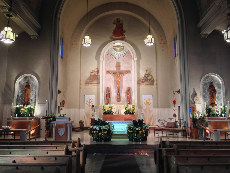 Ss  Peter & Paul Parish