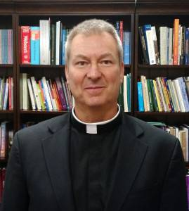 Photo of Fr. Mike Clark