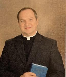 Photo of Very Rev. Canon Christopher Henyk