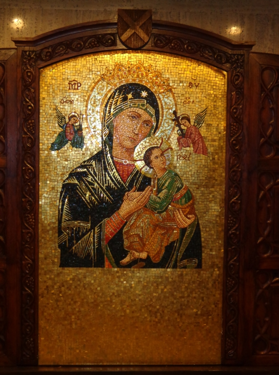 Our Mother of Perpetual Help Icon