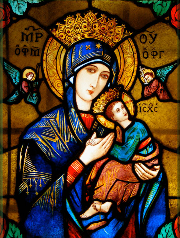 a parish litany to mary and other marian prayers we are our mother