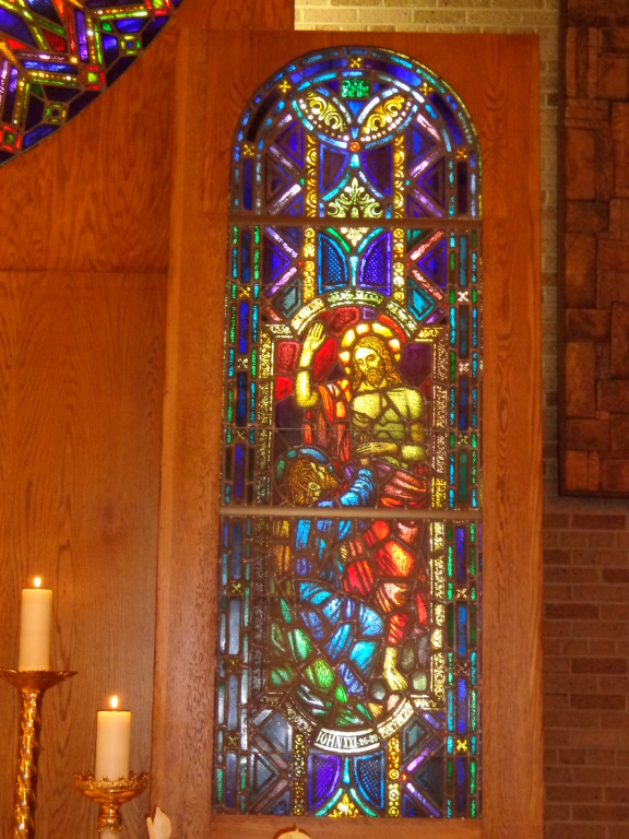 Uncovering The History of Our Stained Glass Windows | We Are Our ...