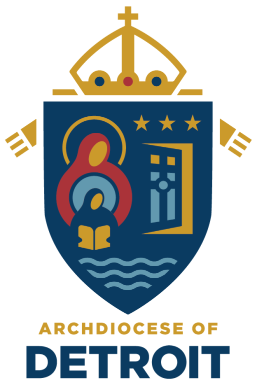 Archdiocese of Detroit Crest
