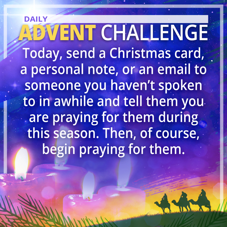 December 14 Advent Challenge
