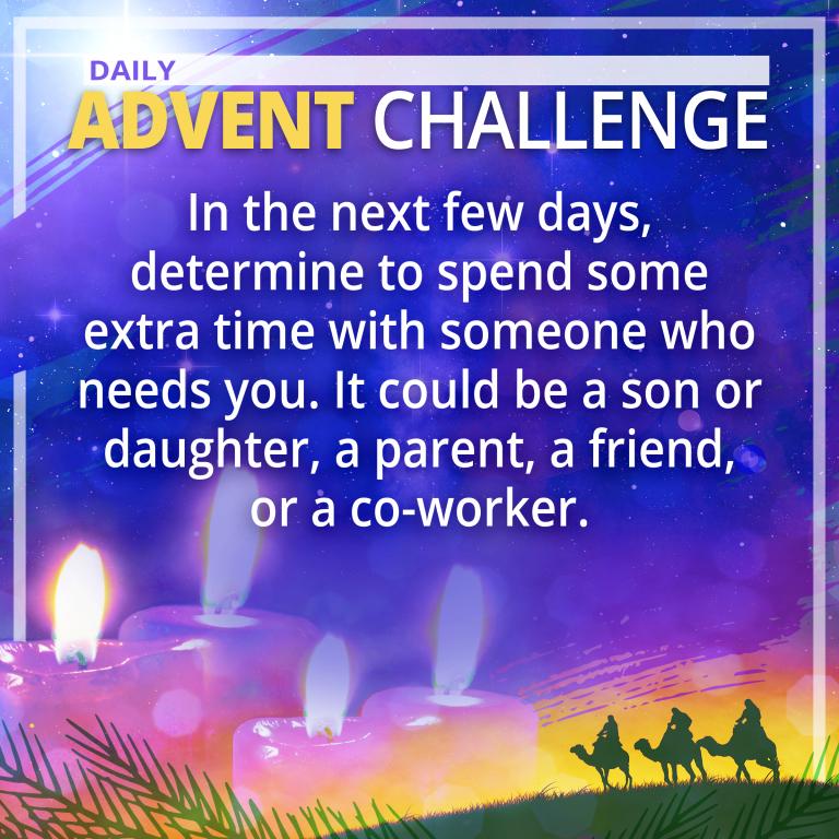 December 16 Advent Challenge