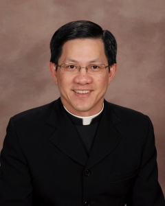 Photo of Pastor Dustin L. Vu