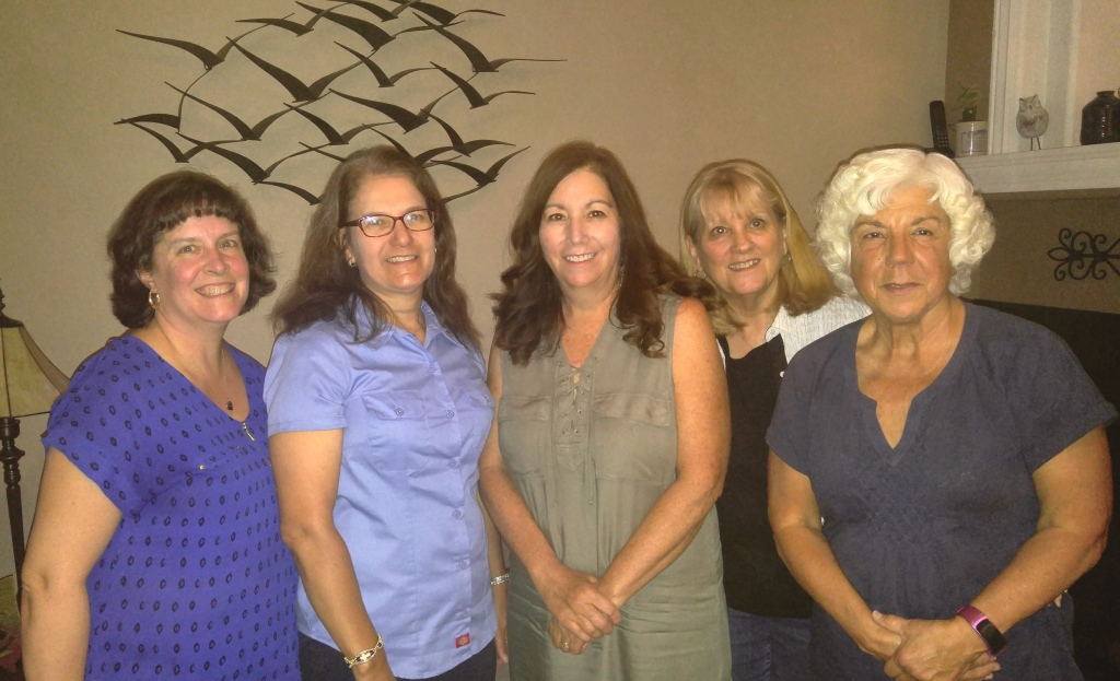 Women's Group Executive Committee