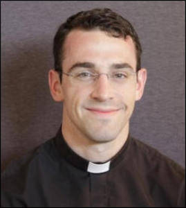 Photo of Father Jim Baron