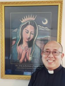 Photo of Rev. Fr. Restituto (Resti) Galang