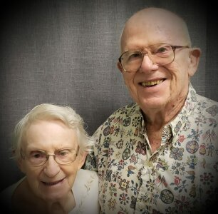 Photo of Deacon Paul (Retired) and Deacon wife Elsie Ann Myers Myers