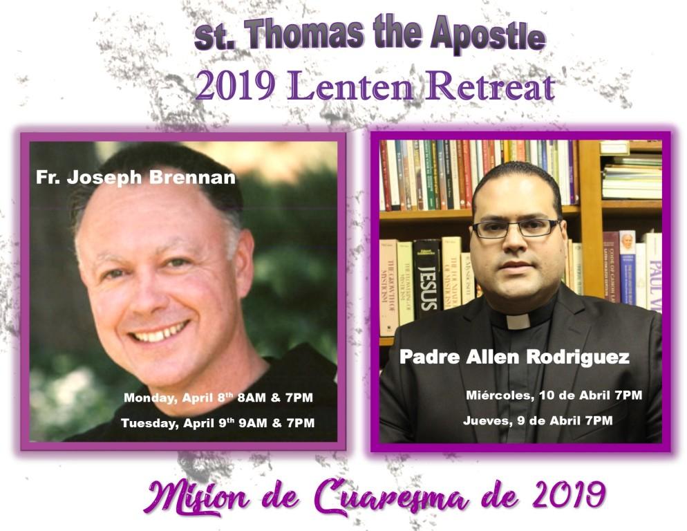 Parish Mission 2019