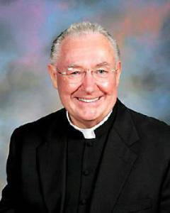 Photo of Fr. Robert Coine