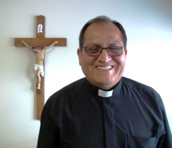 Photo of Fr. Johnny Laura-Lazo