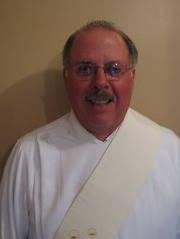 Photo of Deacon Phil Ricker
