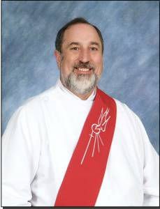 Photo of Deacon Kenny Hall