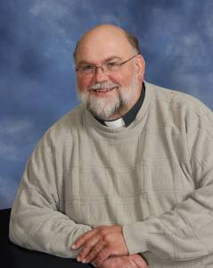 Photo of Father Jim Henning, O.F.M. Conv.