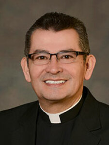 Photo of Msgr. Arquimedes Vallejo
