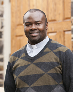 Photo of Father Felix Nkafu