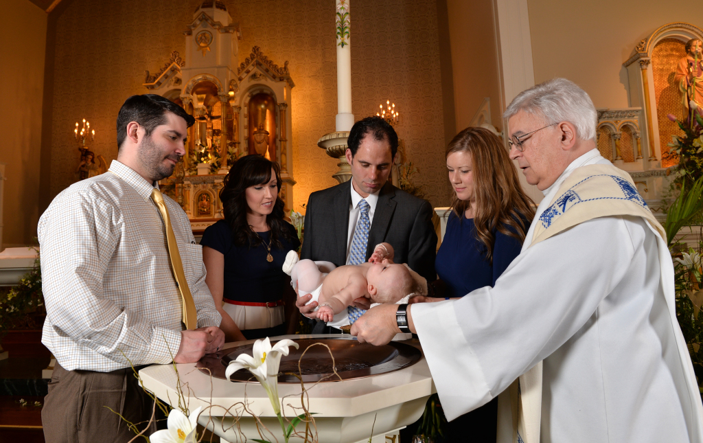 the meaning of baptism in the catholic church The holy oils and their use in the catholic church the holy oils the symbolism of oil the oil of catechumens , the church, by baptism sullivan.