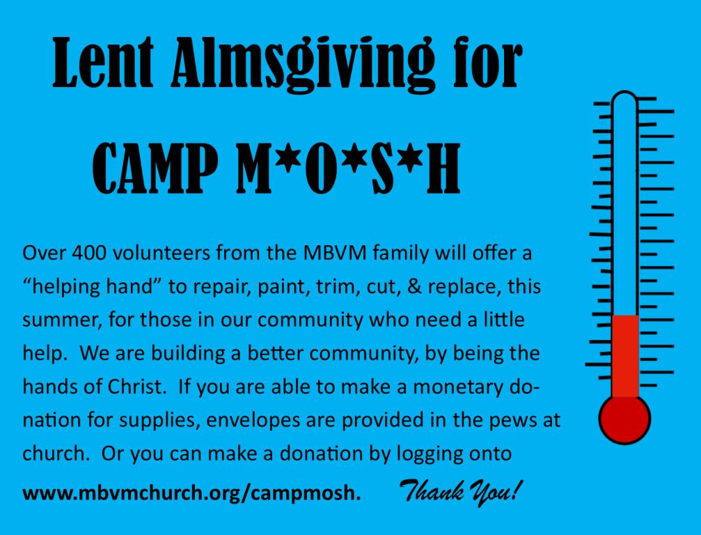 camp mosh