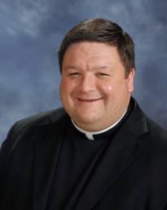 Photo of Father Jason Nesbit, CSV