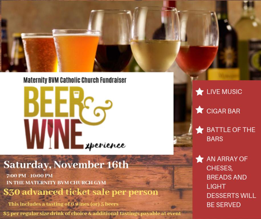 beer wine event