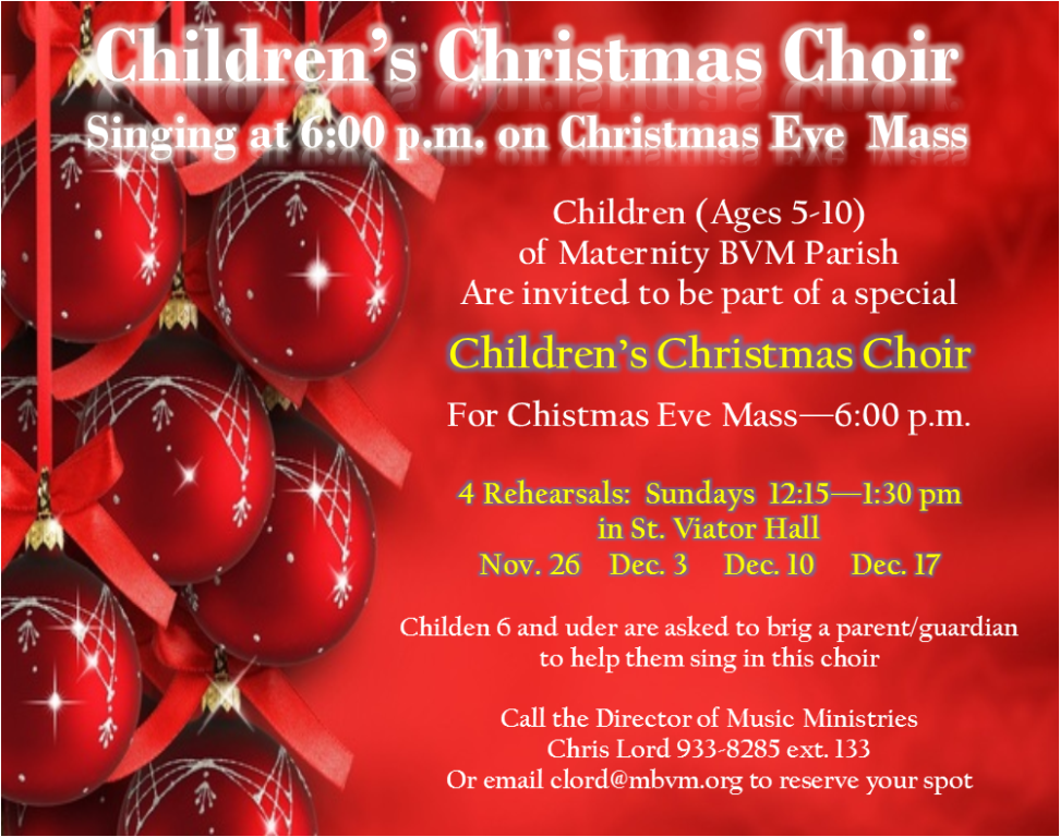 childrens christmas
