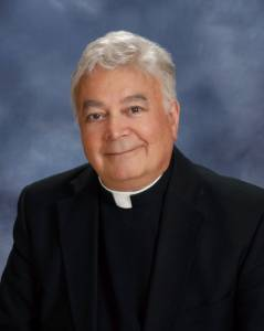 Photo of Father Richard Pighini