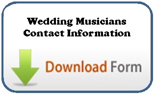 Wedding Musicians contact information