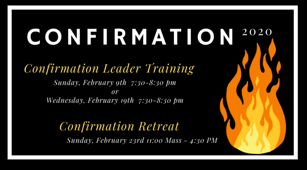 Confirmation Leader Training