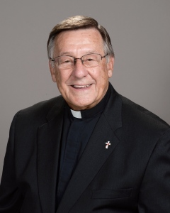 Photo of Rev. Mr. Bill Blatnik