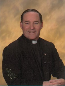 Photo of Fr. Jim Cowles