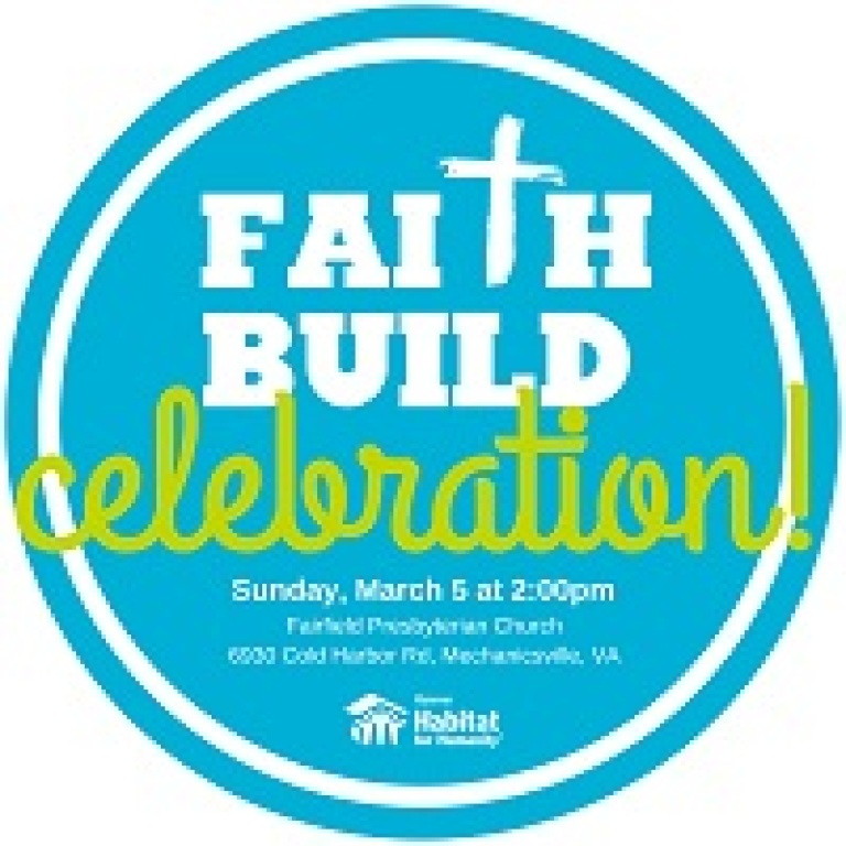 Faith Build Celebration